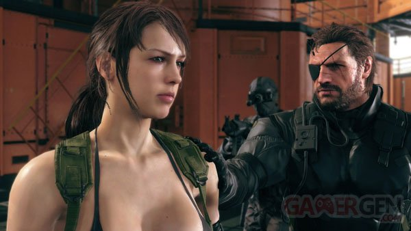 Metal Gear Solid V The Phantom Pain screenshot