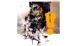 Metal Gear Solid V The Phantom Pain Shinkawa artwork