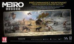 Metro Exodus : un nouveau bonus de précommande monstrueux dévoilé