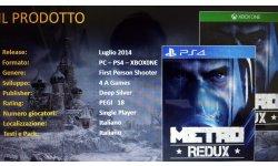 Metro REDUX rumeur 1