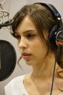 MGSV GZ 3D Capture Stefanie Joosten 2 Quiet Metal Gear Solid Phantom Pain Konami2