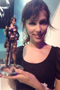 MGSV GZ 3D Capture Stefanie Joosten 2 Quiet Metal Gear Solid Phantom Pain Konami3
