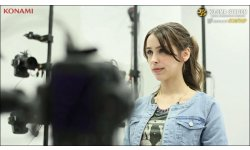 MGSV GZ 3D Capture Stefanie Joosten 2 Quiet Metal Gear Solid Phantom Pain Konami
