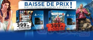 Micromania bonnes affaires deals soldes aubaines black friday ps4 gta v pack bundle noel 2014