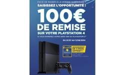 BON PLAN , Micromania  la PS4 à 300 euros en ramenant sa Xbox 360 ou sa PS3