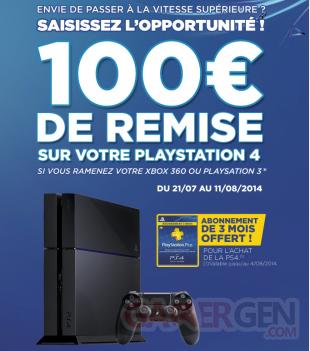Micromania offre PS4 1