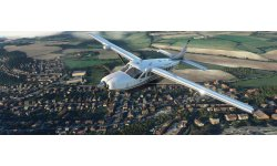 Microsoft Flight Simulator : des images de l'alpha partagées