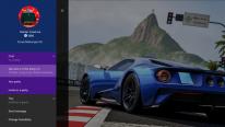 Microsoft Xbox One mise a? jour fe?vrier 2016 capture 1