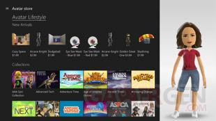 Microsoft Xbox One mise a? jour fe?vrier 2016 capture 4