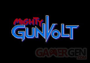 Mighty Gunvolt 20 08 2014 logo