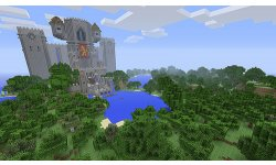 Minecraft PS3 screenshot (2)