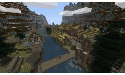 Minecraft Skyrim Screenshot 07