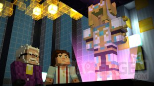 Minecraft Story Mode A Journey's End 18 09 2016 screenshot 1