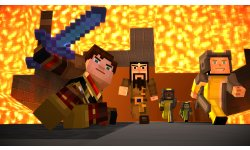 Minecraft Story Mode A Journey's End 18 09 2016 screenshot 2