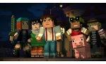 minecraft story mode bande annonce scenario et doubleurs jeu telltale