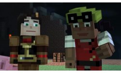 Minecraft Story Mode Episode 4 head