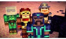 Minecraft Story Mode head
