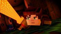 Minecraft Story Mode MCSM 105 VineClimb