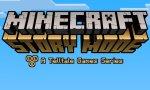 minecraft story mode telltale games revele partenariat mojang