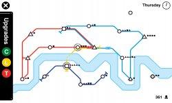 mini metro londres