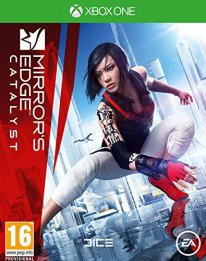 Mirror Mirrors Edge Catalyst Jaquette Cover Xbox One