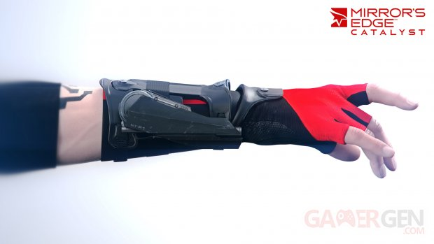 Mirror's Edge Catalyst Corde MAG