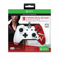 Mirror's Edge Official Wired Controller for Xbox One Manette Officielle PDP (6)