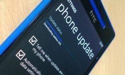Mise à jour Windows Phone