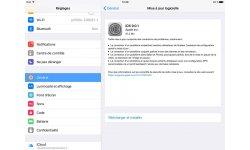 Mise a? jour iOS 9.0.1