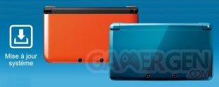 Mise a jour systeme 3DS Xl MaJ 27.02.2014