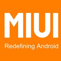 MIUI logo redefining Android