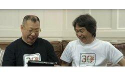 Miyamoto Tezuka Super Mario Maker