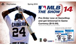 MLB 14 The Show 04 11 2013 promo