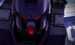 Mobile Suit Gundam Side Stories Blue Destiny head