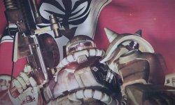 Mobile Suit Gundam Side Stories Zeonic Front head