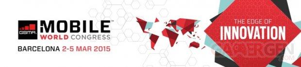 mobile world congress mwc 2015 banniere
