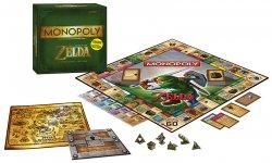 monopoly zelda pack complet collector gamestop