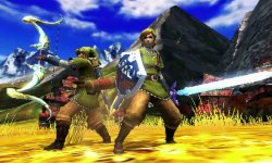 Monster Hunter 4 Ultimate 26 07 2014 screenshot Link