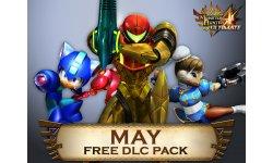 Monster Hunter 4 Ultimate DLC mai