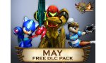 monster hunter 4 ultimate metroid mega man et street fighter dlc mai