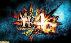 Monster Hunter 4G 26 01 2014 logo
