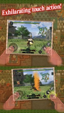 monster hunter freedom unite screenshot  (2).