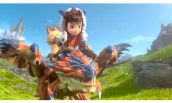 Monster Hunter Stories head