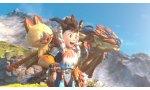 Monster Hunter Stories : une magnifique et longue cinématique d'introduction, une note de la part de Famitsu et des images
