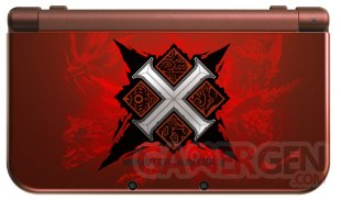 Monster Hunter X 3DS Colector theme (2)