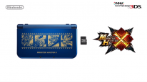 Monster Hunter X New Nintendo 3DS XL collector 2