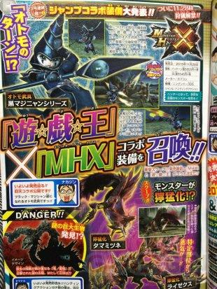 Monster Hunter X x Yu Gi Oh