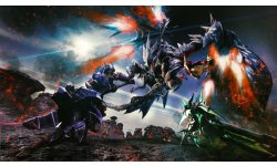 Monster Hunter XX Double Cross artwork 27 10 2016