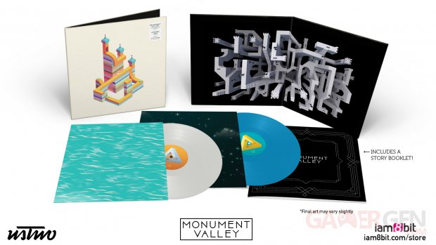 Monument Valley iam8bit set