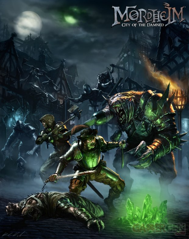 Mordheim artwork